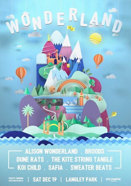 50 Awesome Event Posters To Inspire Your Own Ticketbooth